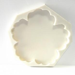 قالب سیلیکونی  گل دالبری سایز 13  کد 269