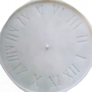 قالب سیلیکونی ساعت یونانی  کد 365