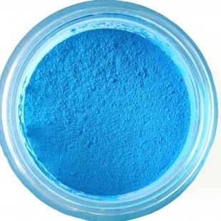 پودری پیگمنت اپوکسی رنگ آبی روشن معدنی کد 104