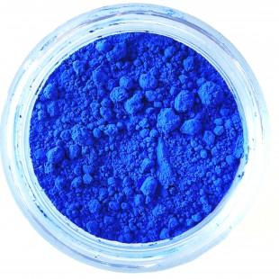 پودری پیگمنت اپوکسی رنگ آبی تیره معدنی کد 112
