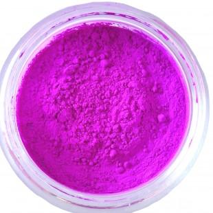 پودری پیگمنت اپوکسی رنگ فسفری بنفش معدنی کد 111