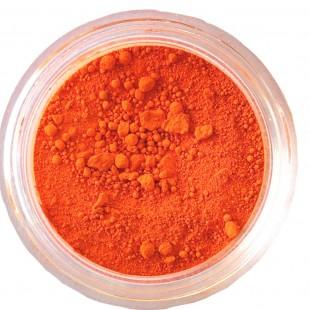 پودری پیگمنت اپوکسی رنگ نارانجی معدنی کد 108