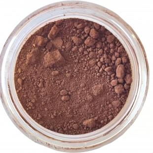 پودری پیگمنت اپوکسی رنگ قهوه ای معدنی کد 115