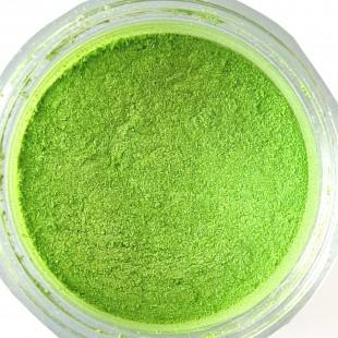 پودری پیگمنت اپوکسی صدفی سبز روشن کد 125