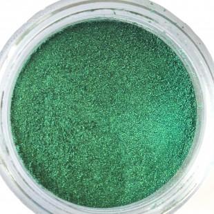 پودری پیگمنت اپوکسی صدفی سبز تیره کد 126