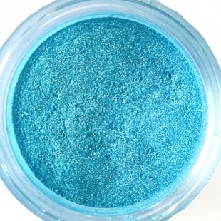 پودری پیگمنت اپوکسی صدفی آبی روشن کد 120