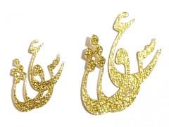 نماد های طلایی جواهرات