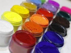 بخش انواع رنگ ها