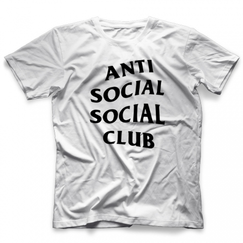 تیشرت Anti Social Social Club