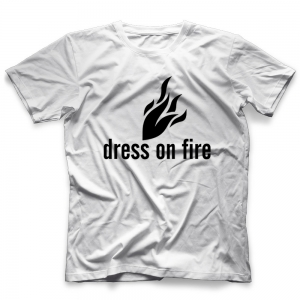 تیشرت Dress on Fire
