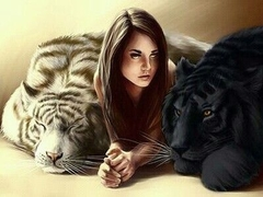 ایده نقاشی : فانتزی