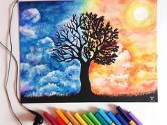 آموزش نقاشی مبتدی و حرفه ای