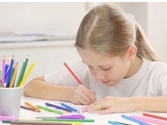 کشف احساسات پنهان کودکان در نقاشی