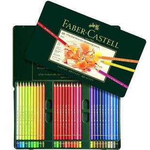 مداد رنگی 60 رنگ فابر کاستل مدل پلی کروم