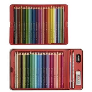 مداد آبرنگی 60 رنگ فابر کاستل