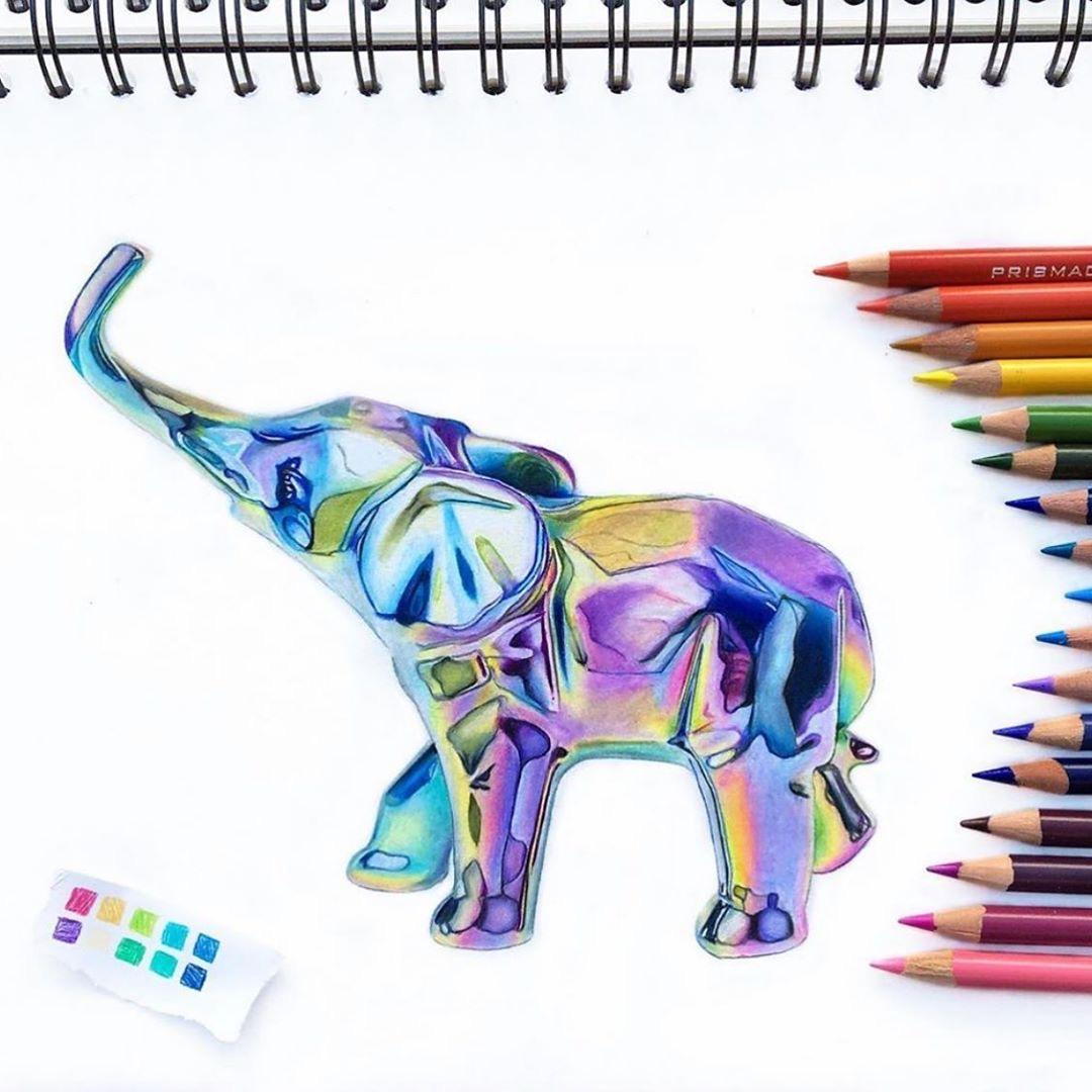 مداد رنگی فابر کاستل پلی کروم