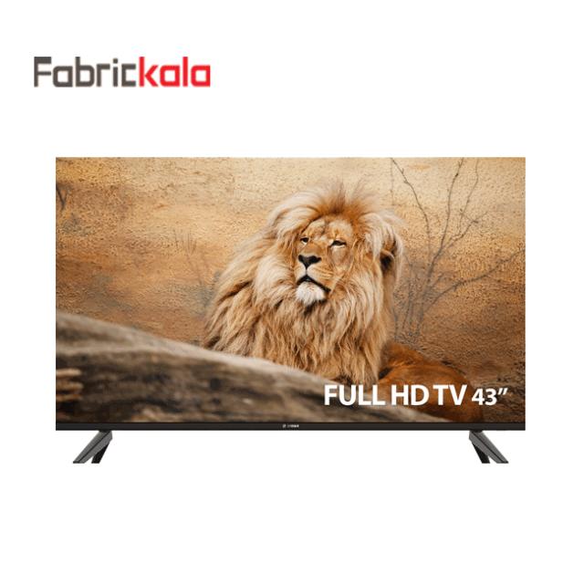 تلویزیون اسنوا 43 اینچ ۴K مدل SLD-43SA260U