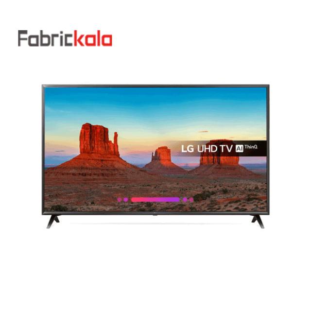 تلویزیون 43 اینچ و 4K ال جی مدل 43UK6300