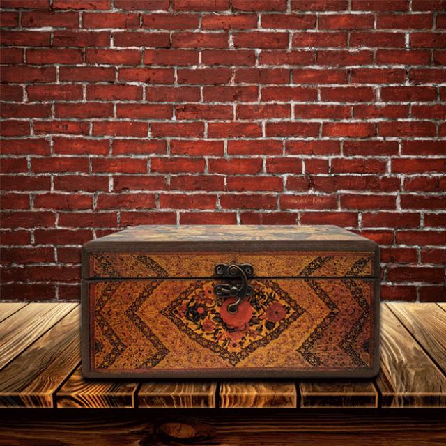 جعبه کادو طرح سنتی