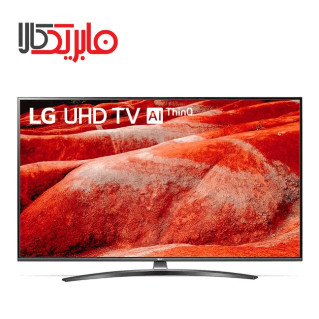 تلویزیون ال جی LED 4K تلویزیون هوشمند UM7660 55 اینچ