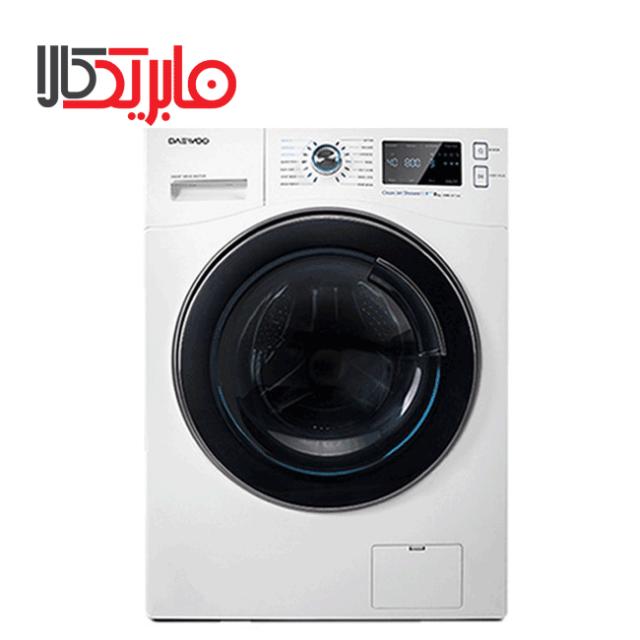 ماشین لباسشویی دوو سری پریمو مدل Dwk-8543 ظرفیت 8 کیلوگرم