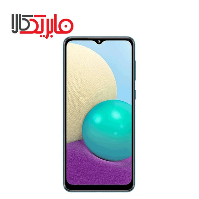گوشی موبایل سامسونگ مدل Galaxy A02 دو سیم کارت ظرفیت 32 گیگابایت