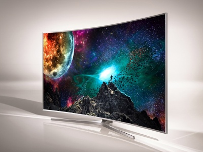 تلویزیون QLED TV