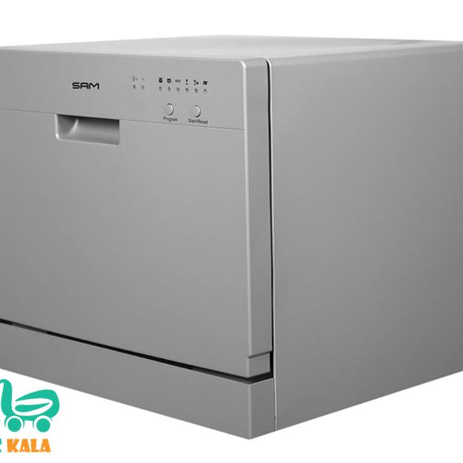 ظرفشویی رومیزی سام مدل 1305