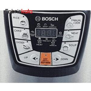 زودپز و پلوپز برقی بوش مدل MES1700