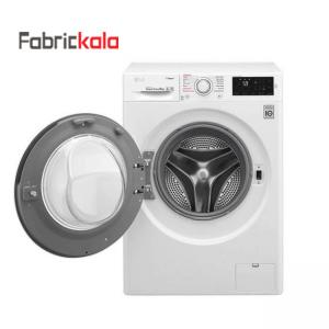 ماشین لباسشویی ال جی مدل F4J6 با ظرفیت ۸ کیلوگرم