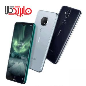 گوشی موبایل نوکیا مدل 7.2 ظرفیت 128 گیگابایت دو سیم کارت