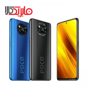 گوشی موبایل شیائومی Poco X3 ظرفیت 6/128 گیگابایت