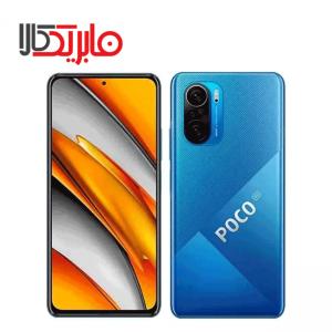 گوشی موبایل شیائومی مدل Poco F3 5G - ظرفیت 256 گیگابایت - رم 8 گیگابایت