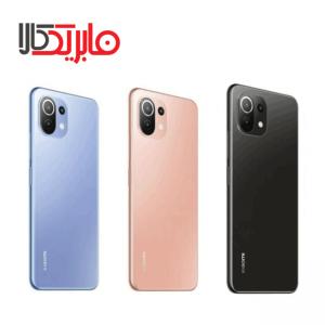 گوشی موبایل شیائومی Mi 11 Lite  - ظرفیت 128 گیگابایت - رم 8 گیگابایت