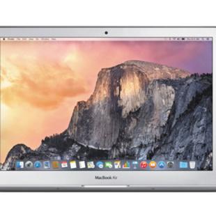 لپ تاپ 13 اینچ اپل مدل MacBook Air MJVE2 2015