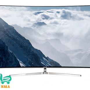 تلویزیون ال ای دی منحنی  78 اینچ سامسونگ مدل 78KS9995