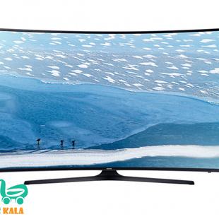 تلویزیون ال ای دی منحنی 55 اینچ سامسونگ مدل 55KU7975