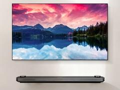 کیفیت صدا و تصویر تلویزیون w7 ال جی