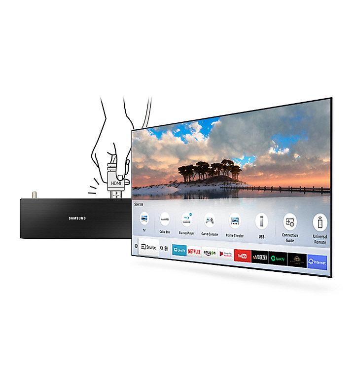 55MU8995 قیمت تلویزیون خمیده 55 اینچ سامسونگ مدل