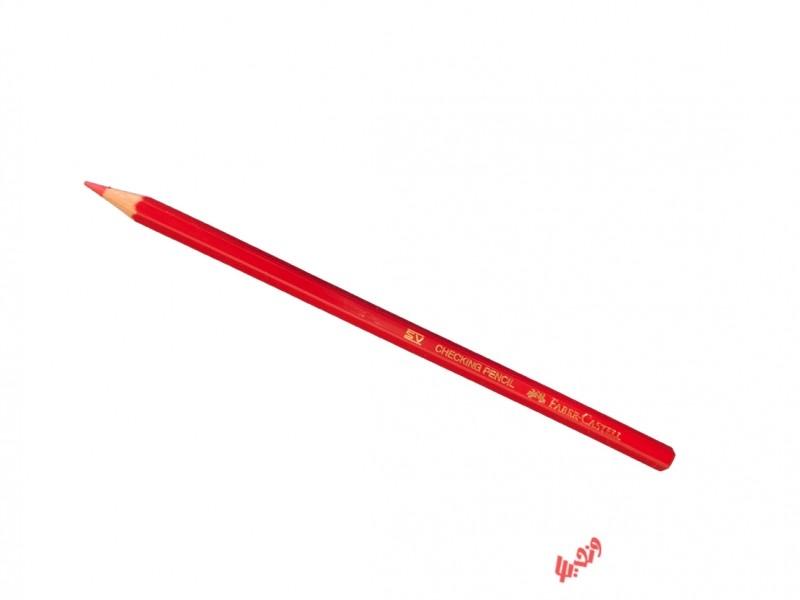 مداد قرمز فابر کاستل