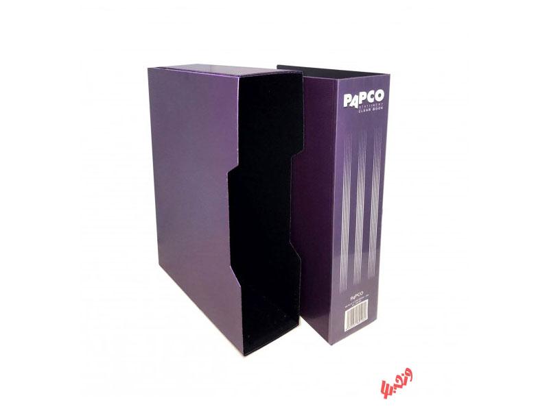 کلیر بوک 200 برگ پاپکو کد A4-200BC