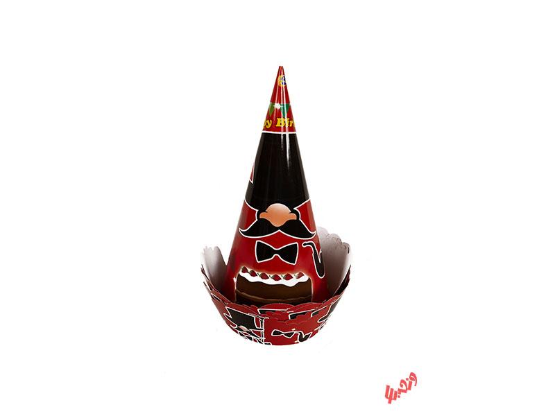 کلاه تولد تاجدار سیبیل