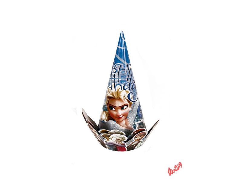 کلاه تولد تاجدار فروزن