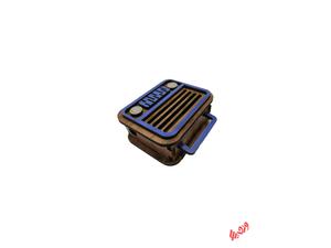 تراش چوبی رادیو