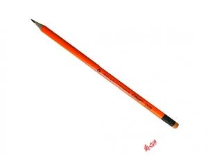 مداد مشکی تیپ تاپ بدنه رنگی