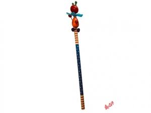 مداد مشکی سرچوبی