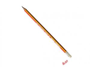 مداد مشکی کنکو پاک کن دار