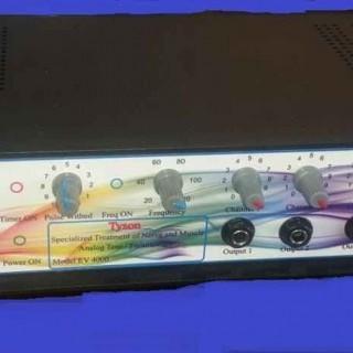 دستگاه فیزیوتراپی تایسون 4 کانال 125 هرتز