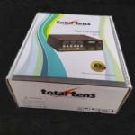 خرید دستگاه فیزیوتراپی توتال 2 کانال 400 هرتز
