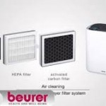 خرید فیلتر دستگاه تصفیه هوا برند بیورر LR330